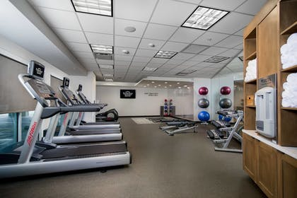 Fitness Facility | Fairfield Inn & Suites Fort Worth Downtown/Convention Center