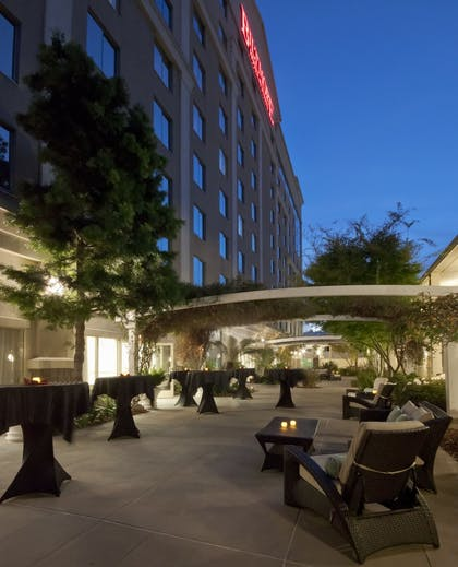 Courtyard | Biltmore Hotel and Suites
