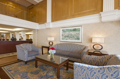 Lobby Sitting Area | Biltmore Hotel and Suites