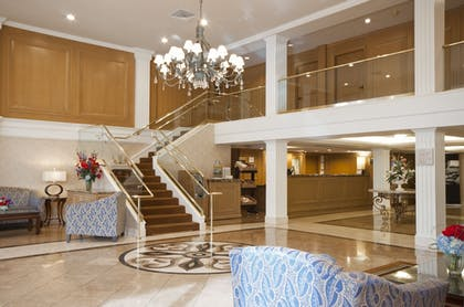 Lobby | Biltmore Hotel and Suites