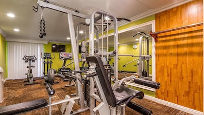Fitness Facility | Best Western Moreno Hotel & Suites