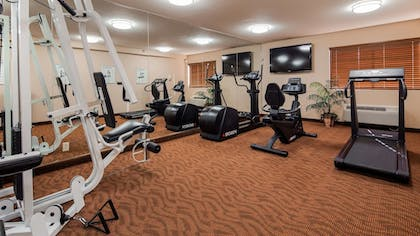 Fitness Facility | Best Western Plus West Covina Inn