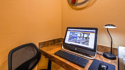 Business Center | Best Western Plus Airport Plaza