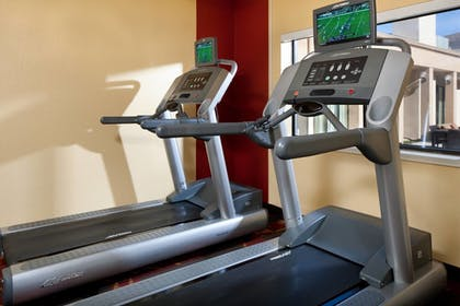 Sports Facility | Courtyard by Marriott Rockville