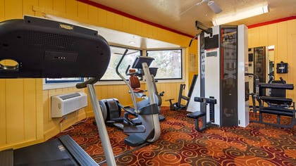 Fitness Facility | Best Western Plus Placerville Inn