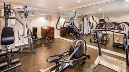 Fitness Facility | Best Western Gold Country Inn
