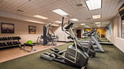 Fitness Facility | Best Western Plus Country Cupboard Inn