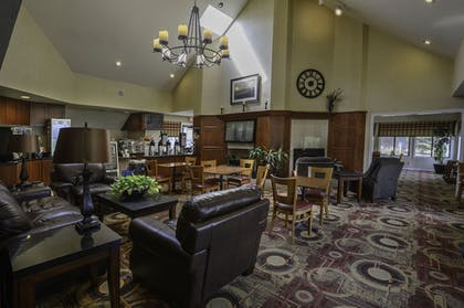 Lobby Lounge | Residences at Daniel Webster