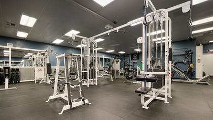 Fitness Facility | Best Western Plus Gold Country Inn