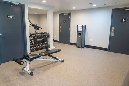 Fitness Facility | Best Western Inn at Hunt's Landing
