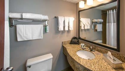 Bathroom | Best Western Inn at Hunt's Landing