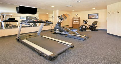Fitness Facility | Best Western San Dimas Hotel & Suites