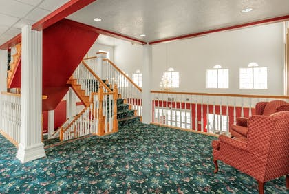 Staircase | Branson Towers Hotel