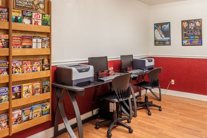 Business Center | Branson Towers Hotel