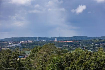 View from Hotel | Branson Towers Hotel
