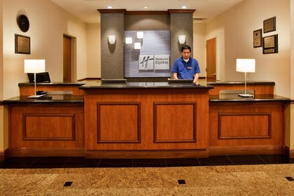 Reception | Holiday Inn Express Hotel & Suites Lake Okeechobee