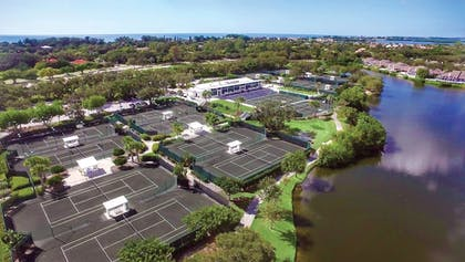 Tennis Court | The Resort at Longboat Key Club