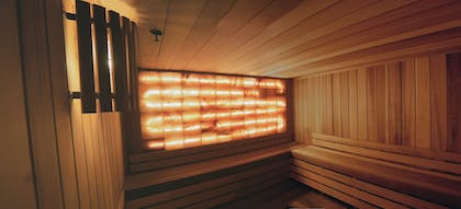 Sauna | Chaminade Resort & Spa