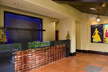 Check-in/Check-out Kiosk | Chaminade Resort & Spa