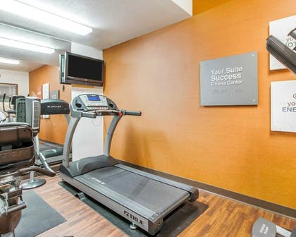 Fitness Facility | Comfort Suites Portland Airport
