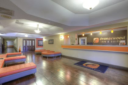 Reception | Orangewood Inn & Suites Midtown