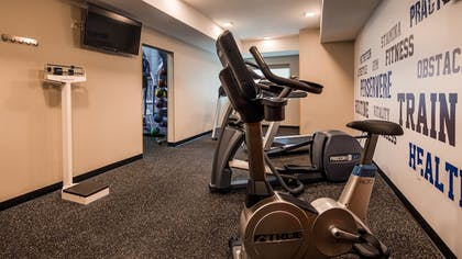 Fitness Facility | Best Western Plus Portland Airport Hotel & Suites