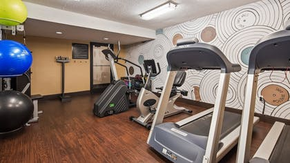 Sports Facility | Best Western Plus Galleria Inn & Suites