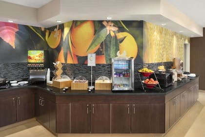 Breakfast Area | Fairfield Inn & Suites by Marriott Lima