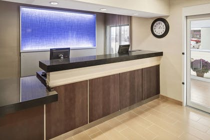 Lobby | Fairfield Inn & Suites by Marriott Lima