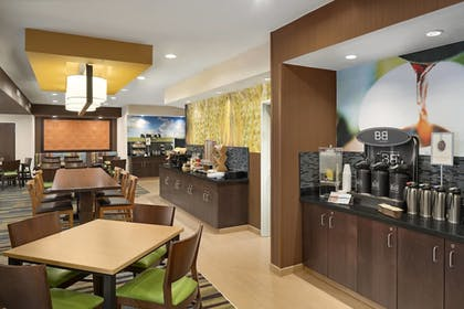Coffee Service | Fairfield Inn & Suites by Marriott Lima
