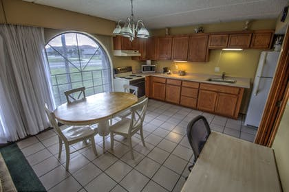 In-Room Kitchenette | South Padre Island Inn