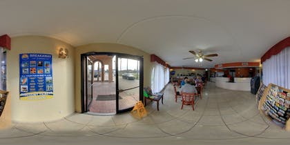 Interior Entrance | South Padre Island Inn