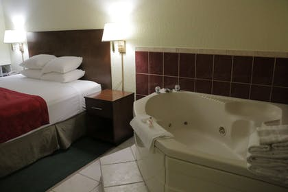Jetted Tub | South Padre Island Inn