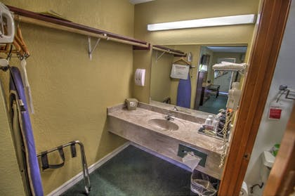 Bathroom Sink | South Padre Island Inn