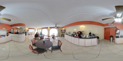 Breakfast Area | South Padre Island Inn
