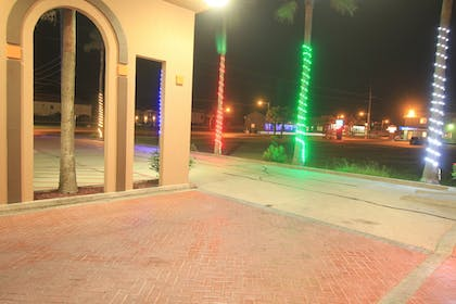 Hotel Entrance | South Padre Island Inn