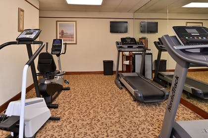 Fitness Facility | Best Western Louisville East