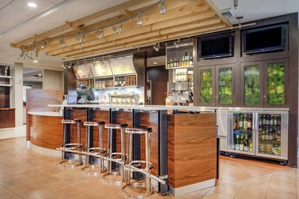 Hotel Lounge | Courtyard by Marriott Raleigh Crabtree Valley