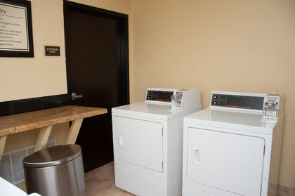 Laundry Room | Best Western Plus Addison/Dallas Hotel
