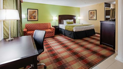 Guestroom | Best Western Plus Addison/Dallas Hotel