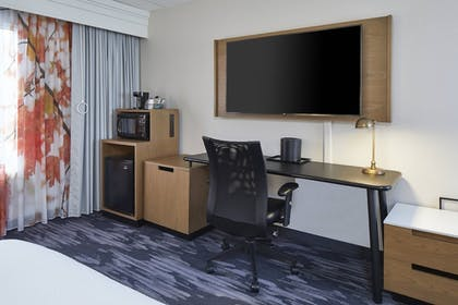 Room | Fairfield Inn & Suites by Marriott Albany Airport