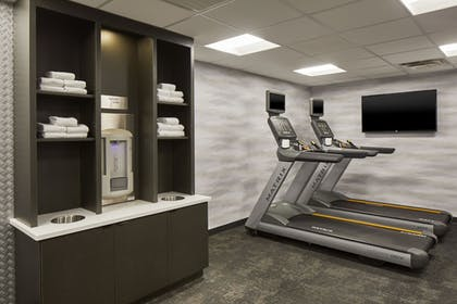 Fitness Facility | Fairfield Inn & Suites by Marriott Albany Airport