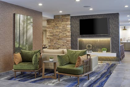 Interior | Fairfield Inn & Suites by Marriott Albany Airport