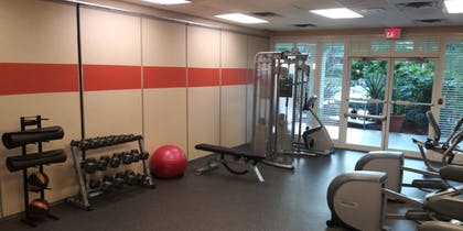 Fitness Facility | SureStay Plus Hotel by Best Western Clearwater Central
