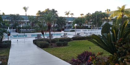 View from Room | SureStay Plus Hotel by Best Western Clearwater Central