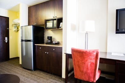 In-Room Kitchenette | Ecco Suites, BW Signature Collection