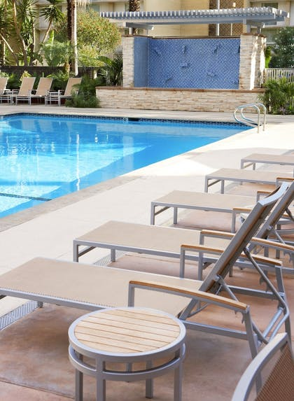 Pool | Four Points by Sheraton Los Angeles International Airport
