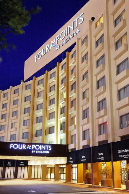 Hotel Front - Evening/Night | Four Points by Sheraton Los Angeles International Airport
