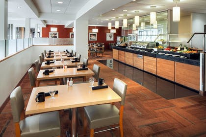 Restaurant | Four Points by Sheraton Los Angeles International Airport