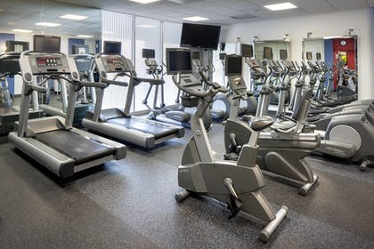 Sports Facility | Four Points by Sheraton Los Angeles International Airport